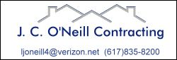 J.C.O'NEILL CONTRACTING CORP